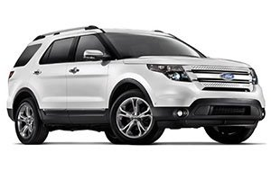 Ford Everest 2WD