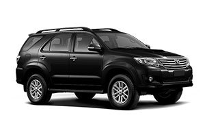 Toyota Fortuner 2WD